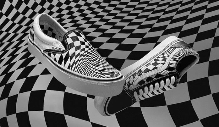 END x Vans Vertigo Pack