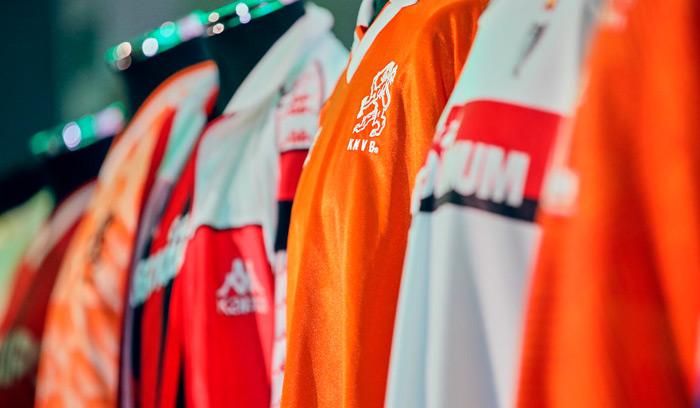 Fabric of Football, una exposición que no puedes perderte.