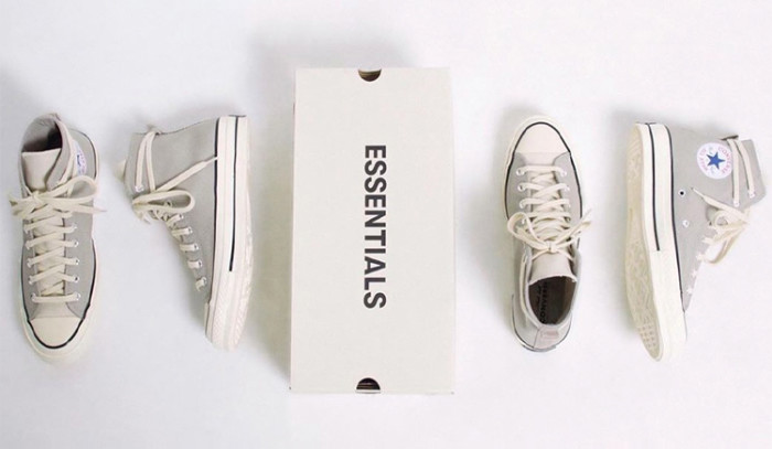 Fear Of God x Converse, es hora de comprarse unas Chucks...