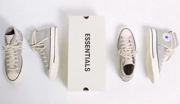 Fear Of God x Converse, es hora de comprarse unas Chucks...