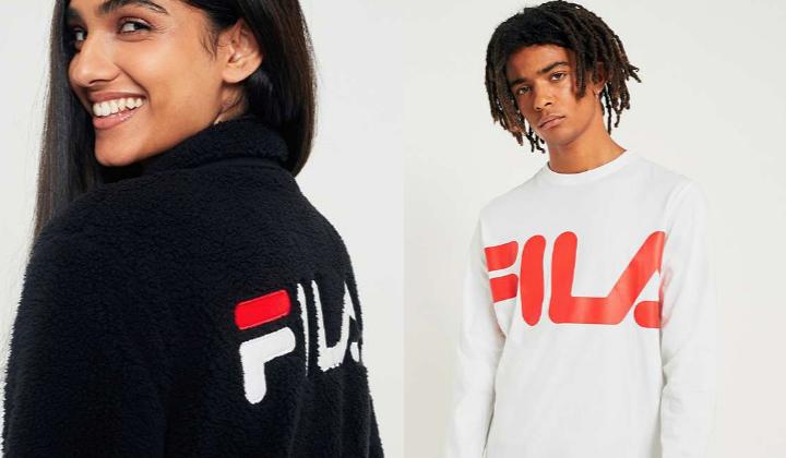 Nueva colección Fila x Urban Outfitters