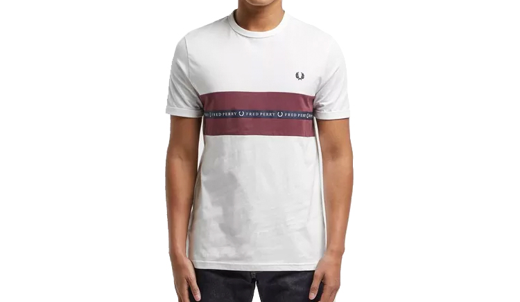 fred-perry-sports-tape-t-shirt