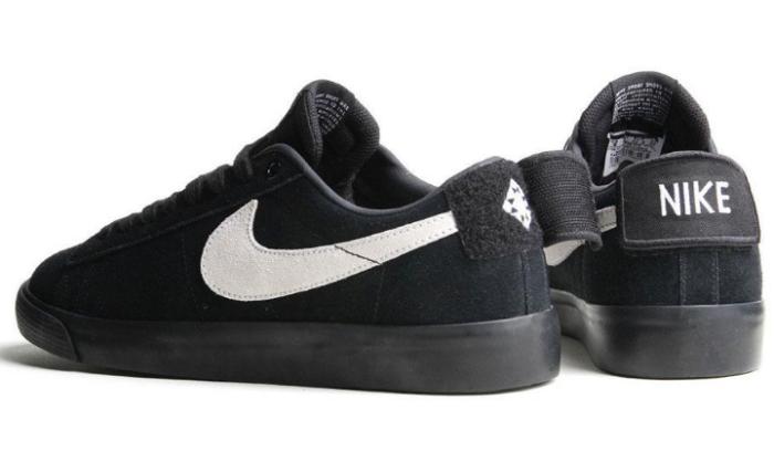Grant Taylor's Nike SB Blazer Low