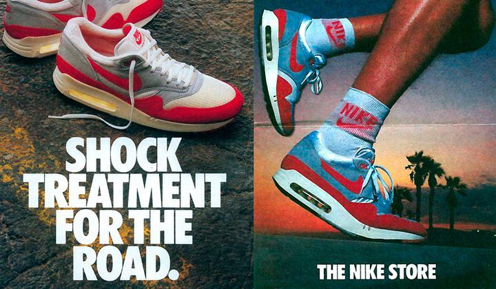 Siete Creta Mal humor  La Historia de las Nike Air Max 1 - Backseries