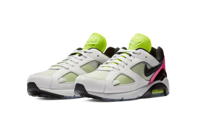 Primer vistazo a las Nike Air Max 180 Freedom