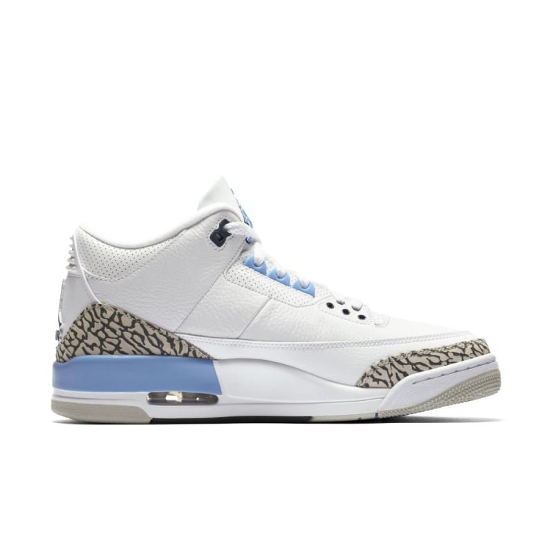 Jordan 3 Retro UNC