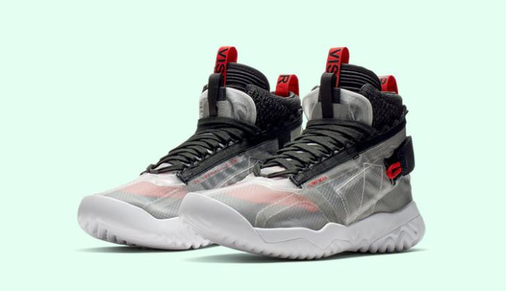 Nueva silueta para la familia de Jumpman con las Air Jordan Apex Utility