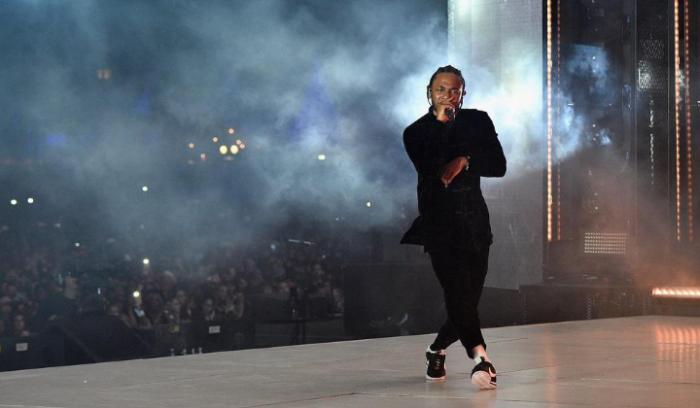 Kendrick Lamar une fuerzas con Nike