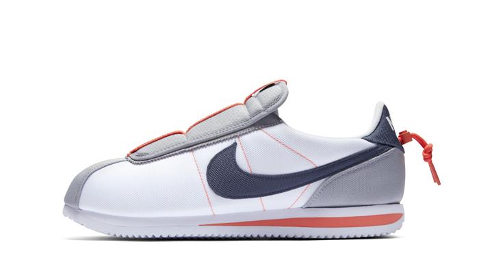 Kendrick Lamar x Nike Cortez Basic Slip : fotos oficiales y fecha de lanzamiento