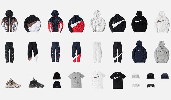 Llega el segundo drop de KITH x Nike