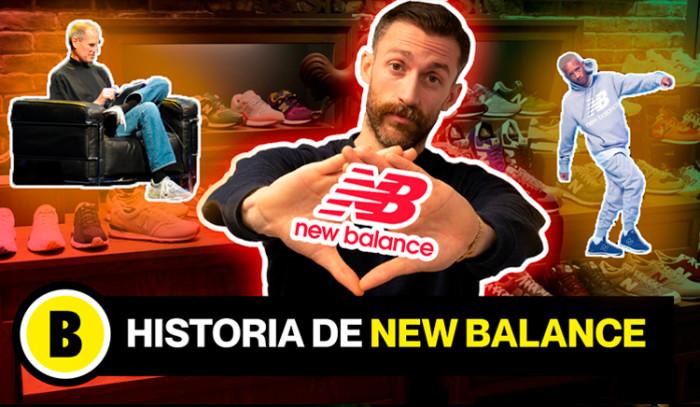 BackseriesTv: La Historia de New Balance
