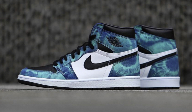 Air Jordan 1 High OG Tie Dye CD0461-100