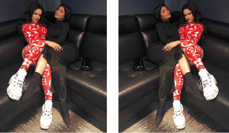 Kylie Jenner y Nike
