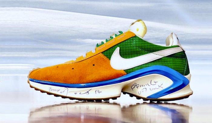 Nike D/MS/X Sting, el pasado y el futuro juntos