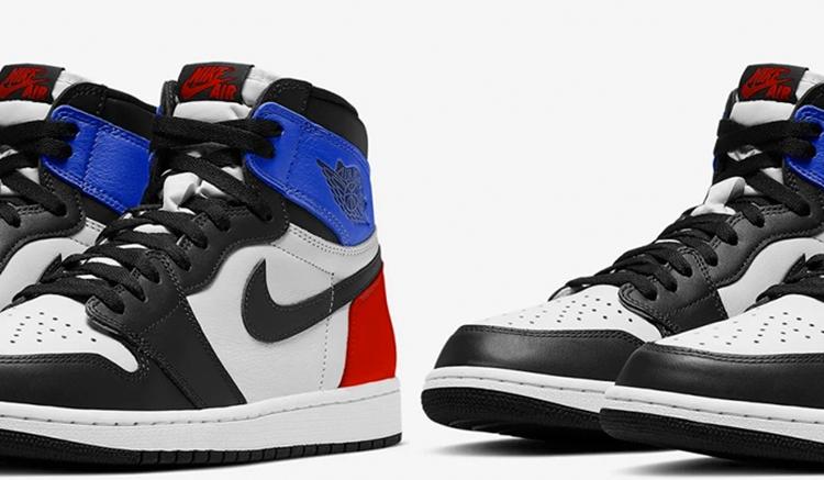 Air Jordan 1 Top 3 2.0 da2728-100