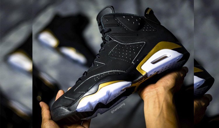Air Jordan 6 Retro DMP 2020 CT4954-007
