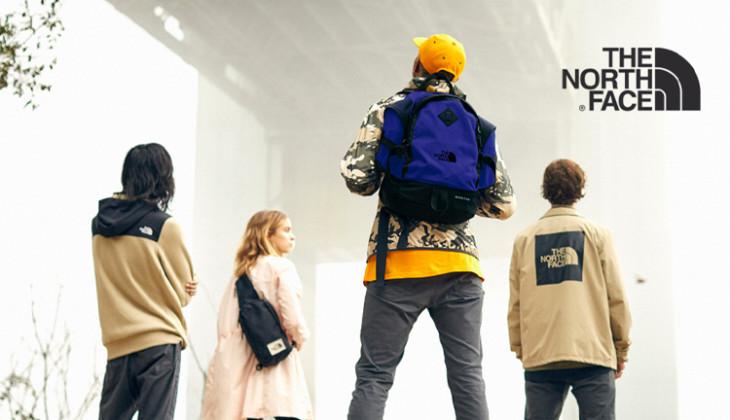 nueva colección The North Face