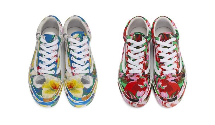 Kenzo x Vans Old Skool 2020 Floral