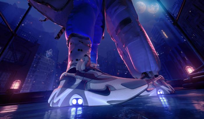 Siri átame las zapatillas! Nuevas Nike Adapt Huarache