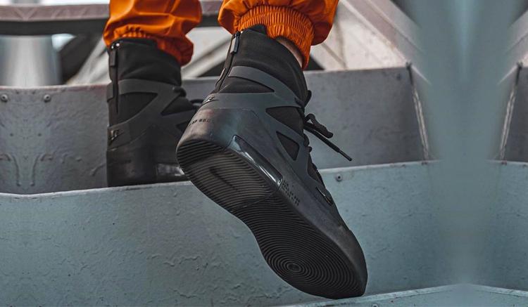 Nike Air Fear of God 1 Triple Black AR4237-005