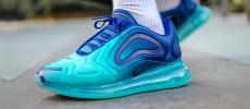 Review y fotos on feet de las Nike Air Max 720 Green Carbon