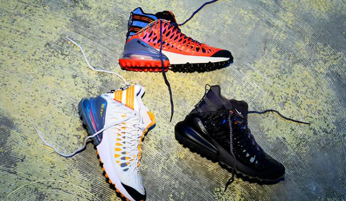 Dónde comprar las Nike ISPA Air Max 270 ?
