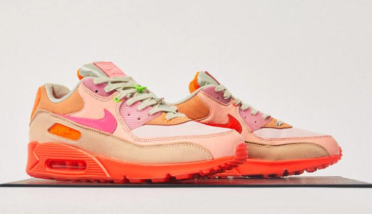 Dónde comprar Nike Air Max 90 Bright Crimson?
