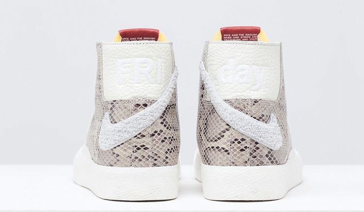 Descubre tSoulland X Nike SB Blazer Mid cn4540-001