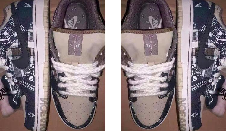 Travis Scott x Nike SB Dunk