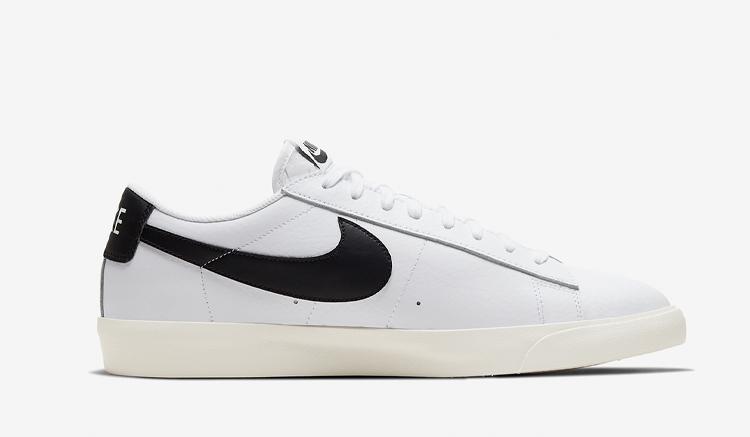 Nike Blazer Low White Black