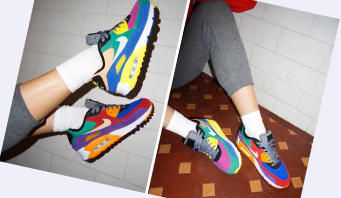 Las Nike Air Max 90 Viotech vuelven en el colorway original!