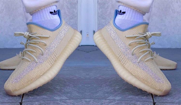 adidas Yeezy Boost 350 V2 Linen FY5158