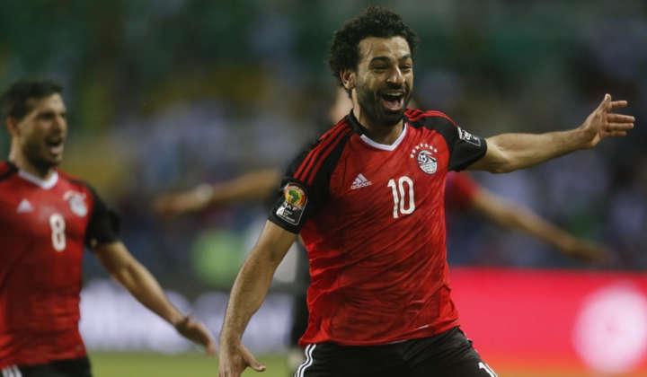 las camisetas de las selecciones egipto