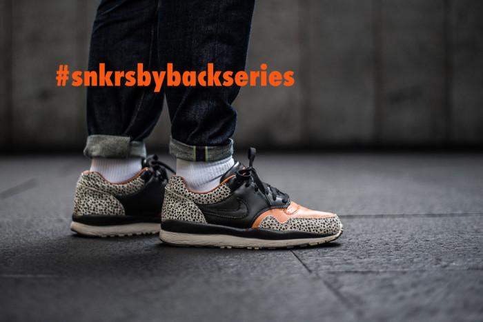 Las mejores Sneakers en Instagram de la semana XXI