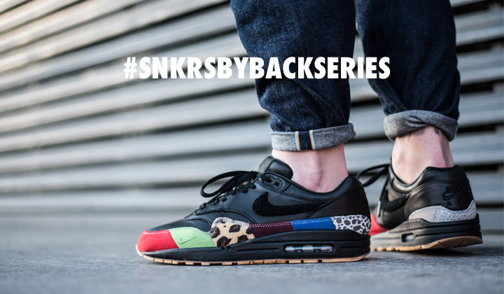 the latest f1bf3 33cde Las mejores Sneakers en Instagram de la semana XXXI - Backse