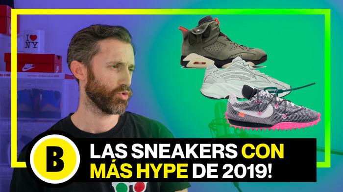 Backseries Tv: Las Sneakers con Hype de 2019!