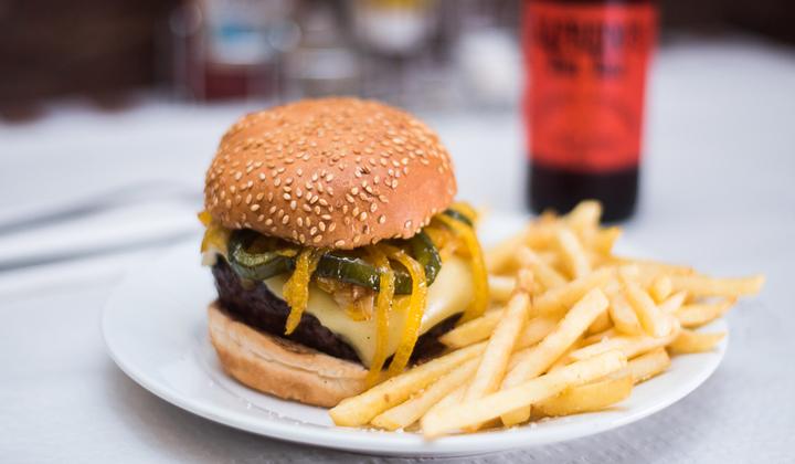 Las 5 Mejores Burgers de Madrid Alfredos Barbacoa