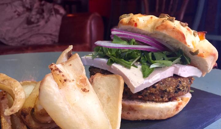 Las 5 Mejores Burgers de Madrid Lola 09