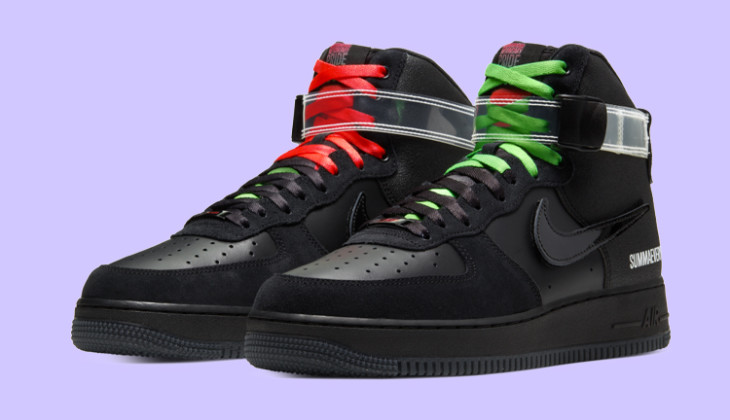 Nuevo Pepino a la vista, Lauren Hasley x Nike Air Force 1…