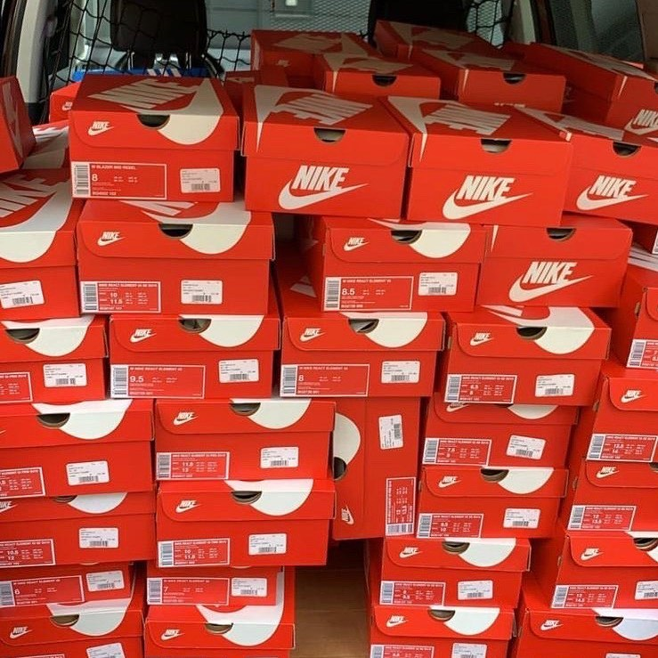 Corre! Acaba de salir el código de descuento en Nike.com!!!