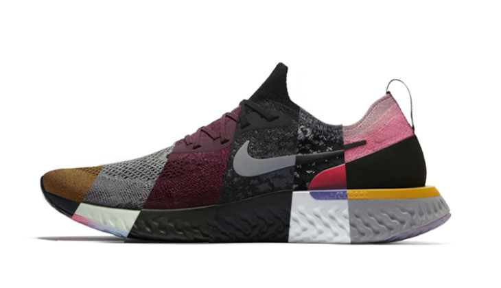 Los mejores esquemas de color de las Nike Epic React Flyknit