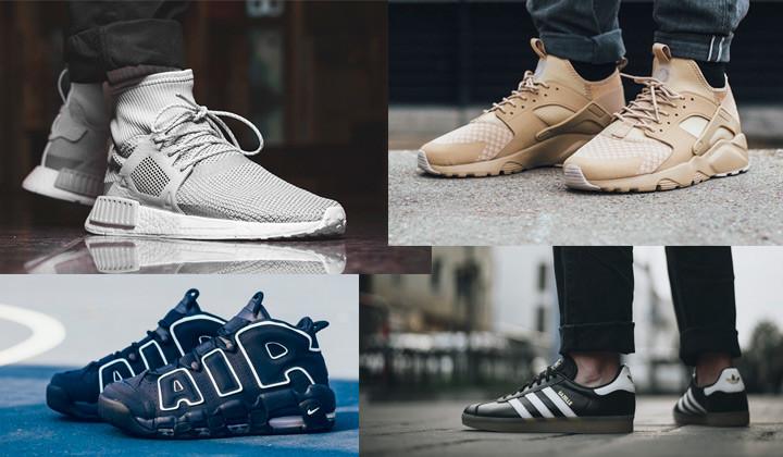 Las 20 mejores Sneakers con descuento de las rebajas
