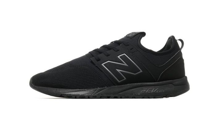 mejores-sneakers-rebajadas-new-balance-247-triple-black