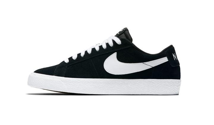 mejores-sneakers-rebajadas-nike-blazser-low-negras