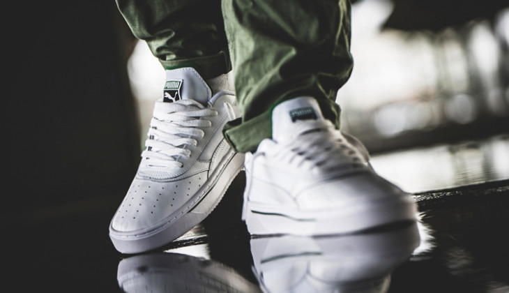 Llega la primavera y vas a necesitar tu par de sneakers blancas.