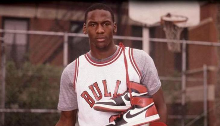 La historia de Michael Jordan y Nike
