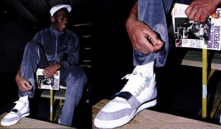 michael-jordan-wearing-air-trainer-ii-clorophyll
