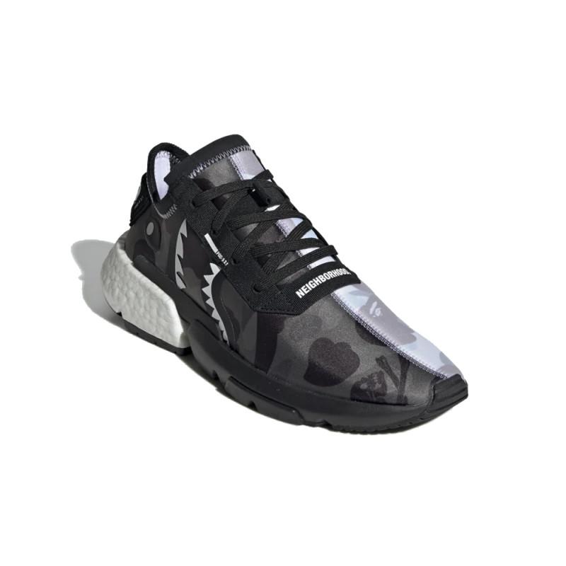Neighborhood x Bape x adidas POD S 3.1
