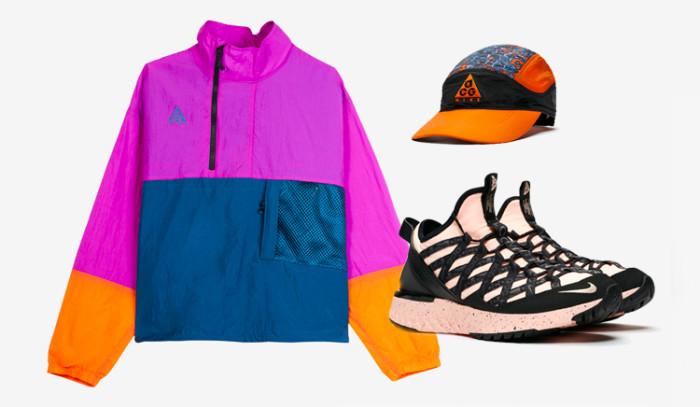 Lo mejor de la nueva colección de Streetwear Nike ACG !