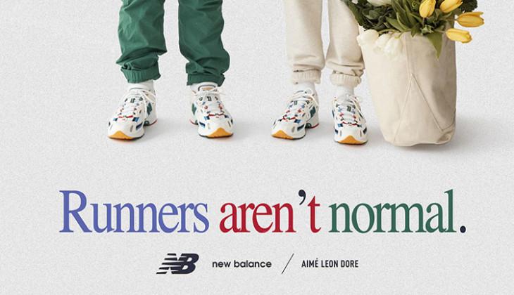 Aime Leon Dore x New Balance 827